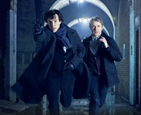 Sherlock detective stories