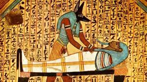 Anubis - Egyptian god of death