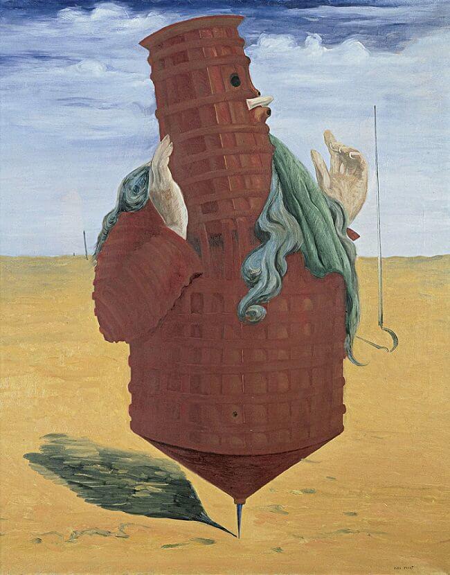 Ubu Imperator, 1923, by Max Ernst